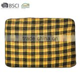 Custom Large Waterproof Foldable Weighted Picnic Beach Blanket