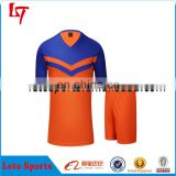 Latest Design Dri Fit Soccer Uniforms Youth Customized Football Uniform Wholesale