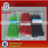 Heat stabilized nylon cable tie ,high temperature resistant cable tie