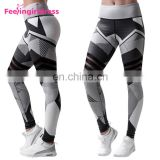 New Design Tight Women Yoga Jogging High Waisted Pants