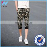 Yihao Wholesale 2015 Hot-selling Men's Sport Baggy Gym Boxer Shorts Casual Summer Male Crossfit Trousers