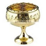 BRASS CHARCOAL BURNER