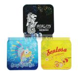 Cheap Custom Printed Square Acrylic Drink Coaster For Promotional Gift