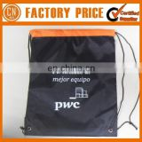 Promotional Polyester 420D Drawstring Bag