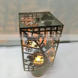 High Quality Customized Hot Spinning Stainless Steel Candle Holder