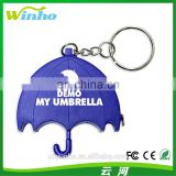 Winho Customized Umbrella Shape Tape Measure Keychains