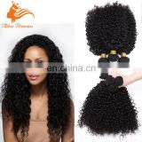 Virgin Brazilian Curly Bulk Hair For Braiding 100% Unprocessed Human Bulk Hair Extensions