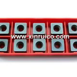 sell CNC cemented carbide milling insert SNGQ120712