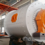 High energy wet ore mine mill for grinding Ball Mill for machine