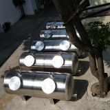 Stainless Steel Tank Stainless Steel Pool Filter Housing High Rejection Rate