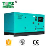 75 KW silent and open diesel generator