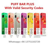 Direct Factory Direct Manufacturer Puff Bar Plus Puff Plus with Security Code