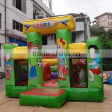 Kids party blow up jumper castle art panels for inflatables for sale