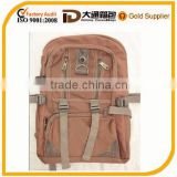 Casual College Popular Canvas Backpack for Travel
