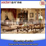 european style wooden sofa cum bed designs furniture model sofa set for wholesale                                                                                                         Supplier's Choice