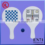 INquiry about barbie mini outdoor game wooden carbon beach racket with beach ball and chess for kids wholesale
