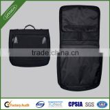2015 leather Garment travel bag High quality suit garment bag