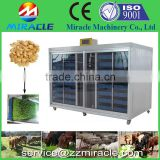 Greenfield's Solar&Wind Powered CE certificated Hydroponic Germination Fodder Machine for Livestock fresh green feed
