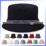 Hat Fashion 2015 Customized Cotton Plain Bucket Hat Wholesale / Custom Bucket Hat Wirh Your Logo                                                                         Quality Choice