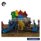 JT16-4101 High Quality Sunshine Theme kindergarten, Park , Home, Outdoor Playground Equipment For Kids