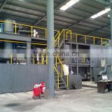 latest environmental protection used tire pyrolysis plant for sale small pyrolysis machine