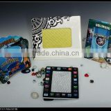2015 hot sell shell and square ceramic picture frame,ceramic photo frame,ceamic picture frame