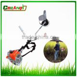 Swing metal blad farming tools,gasoline brush cutter/grass trimmer/lawn mower for cutting grass or rice
