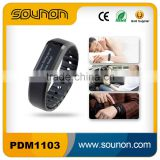 2015 Digital Fitness Smart Bracelet Bluetooth, Silicone Wristband Pedometer,Sedentary Reminding Smart Bracelet Watch