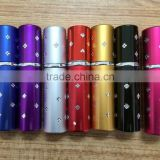 plum diamonds 5ml Travel Refillable Perfume Atomizer