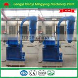 Factory direct sell hammer mill 1.2ton per hour industrial sawdust making machine for sale