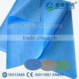 Alcohol-resistance disposable medical crepe paper
