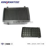 Shenzhen kingrantee aluminum die casting mould ceramic bakeware hand painted