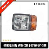 Shatterproof and waterproof truck/excavator/roller/forklift use DC12V combination work light