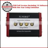 Factory price!!!2016 FVDI Full Version (Including 18 Software) With One Year Using Limitation With USB Dongle