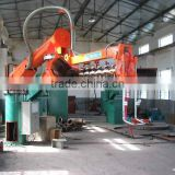 01 High Efficiency Continuous Single/Double Arms Fixed and Movable Resin Sand Mixing Equipment