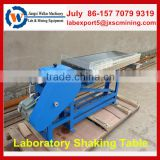 Aluminum Alloy Lab Shaking Table,Long Working Life Gold Mining Shaking Table,Small Shaker Machine