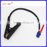CP1000 to alligator clamp cable for car jumper power
