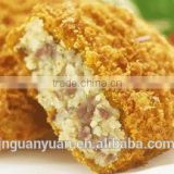 Chicken nuggets making machine and Small scale hamburger patty chicken nuggets making machine                                                                         Quality Choice