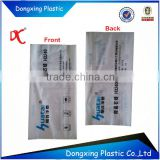 Transparent microcrystalline wax pe bag 20kg