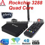 Quad core android mini pc with Antenna and Dual band 2.4/5G WIFI
