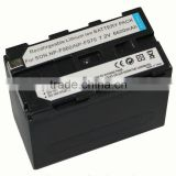 wireless ip camera batteryNP-F960 NP-F970 for sony