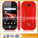 "Hot selling stylish 3.5""F599 MTK6515m android 2.3 dual sim android yxtel mobile phone"