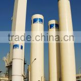 Standardized medium size liquid air separation plant---High efficiency low power consumption
