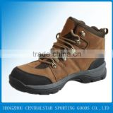 CA-02 Men Antislip cheap waterproof men's hiking boots brown