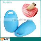 Silicone Makeup Brush Cleaner Brushegg,Cosmetic Brush cleanser tools