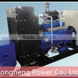 electric power generator for methane gas
