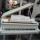Baby White Grand piano GP148