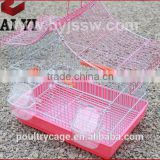 Alibaba Supplier Wholesaled Hight Quality Metal Wire Mesh Bird Cages (lower price,Made in China)