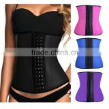 Classic High Quality Plus Size Best Bodysuit Colombian No Boning Waist Trainer                                                                         Quality Choice