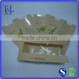 Packaging bread and toast food grade printing kraft paper bag with clear window                                                                         Quality Choice